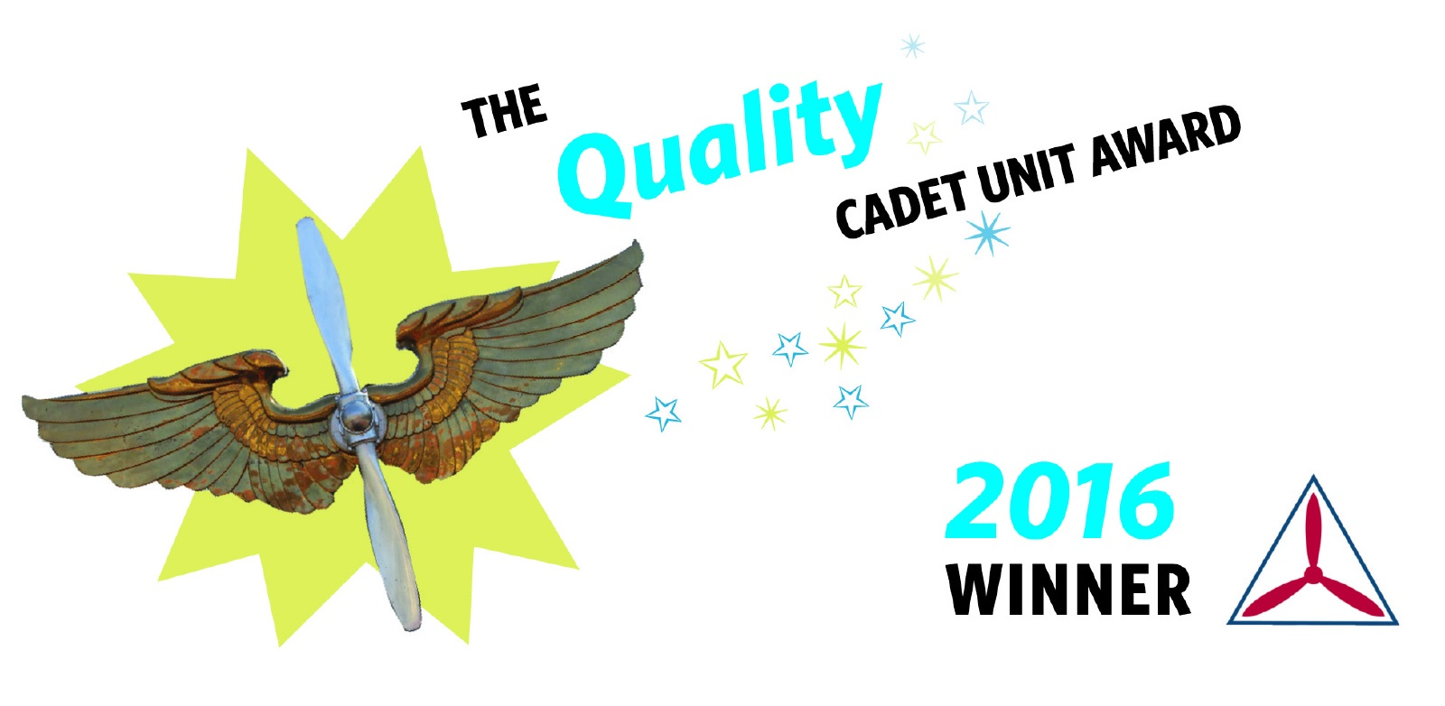 SER Cadets Win Quality Cadet Unit Awards! Way to Go! %>