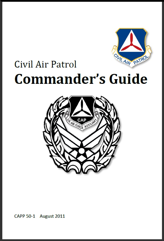 CAP Commander's Guide (CAPP 50-1)