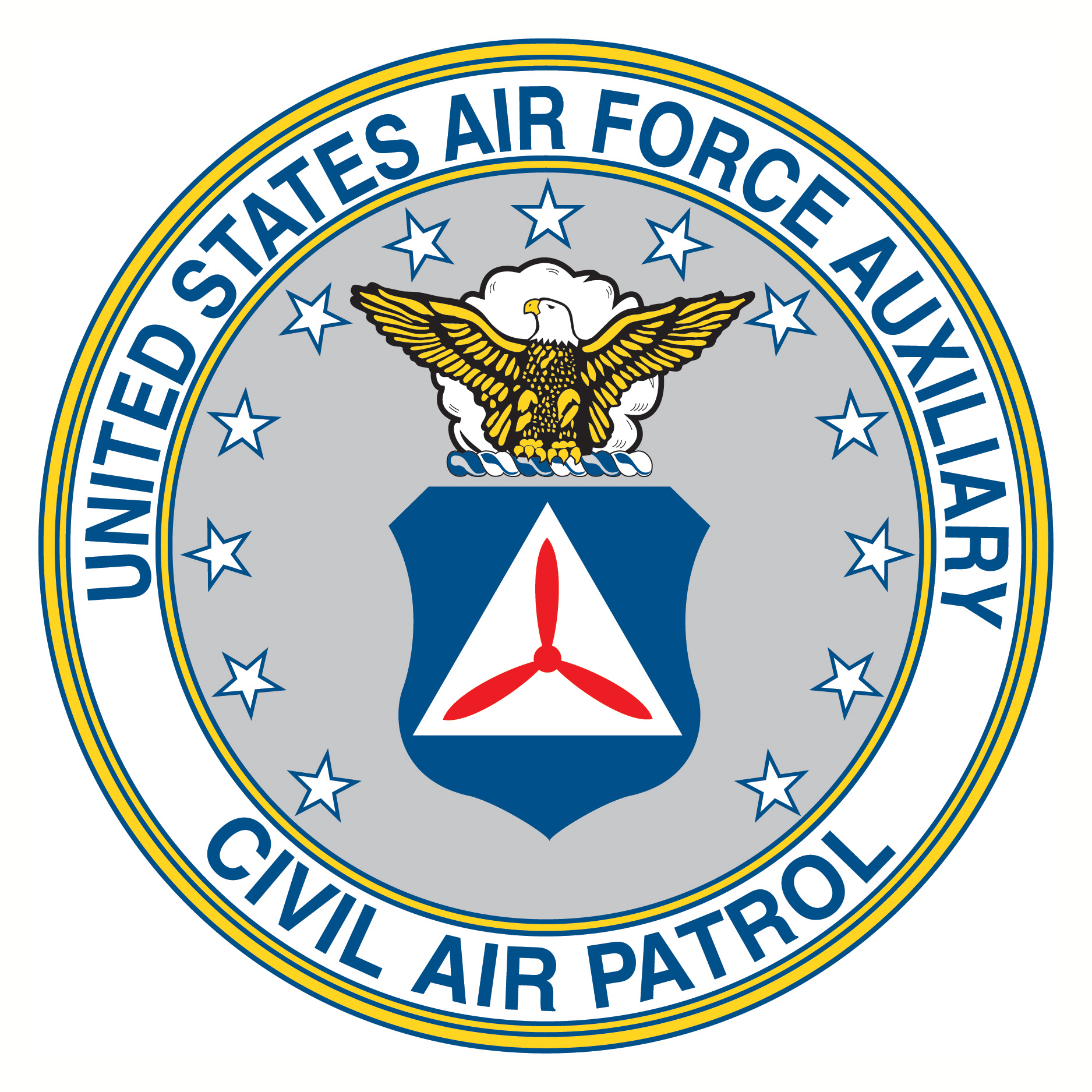 Triangles seal and emblem civil air patrol national headquarters united state air force auxiliary civil air patrol seal buycottarizona