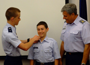 Cadet Great Start Promotion