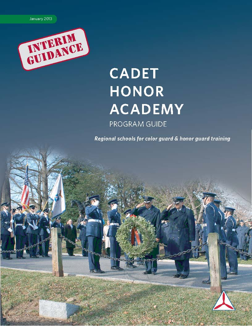 Cadet Honor Academy   Civil Air Patrol National Headquarters