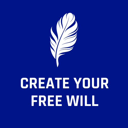 Create Your Free Will