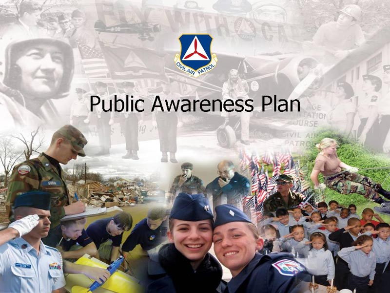Public Awareness Plan