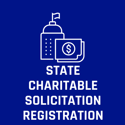 State Charitable Solicitation Registration