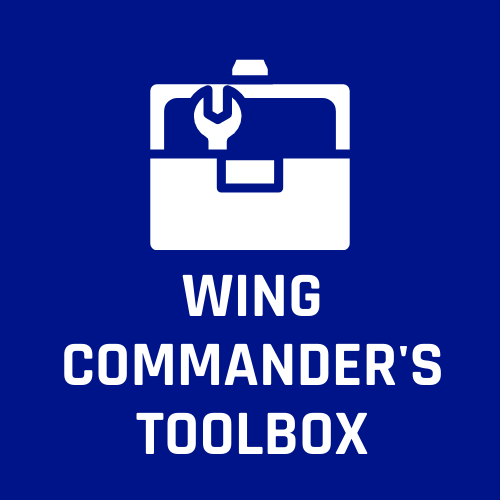 Wing Commander's Toolbox