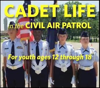 Cadets - Parents | Civil Air Patrol National Headquarters