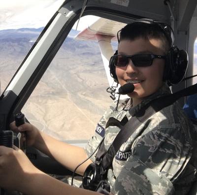 Cadet Flying   Civil Air Patrol National Headquarters