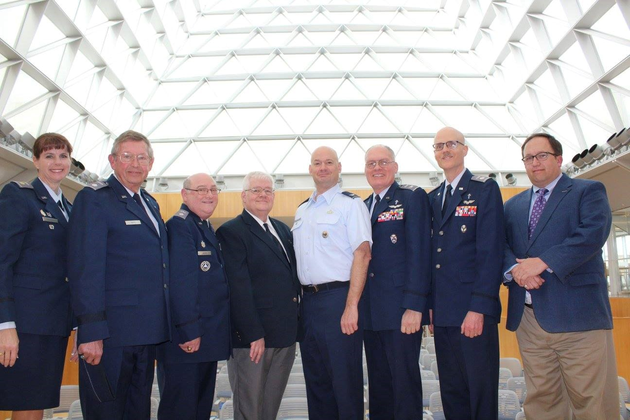 CAP chaplains, character development instructors, and the director of Cadet Programs gathered at the United States Air Force Academy in February 2017 to learn about how virtue ethics education produces the best behaviors in future leaders.